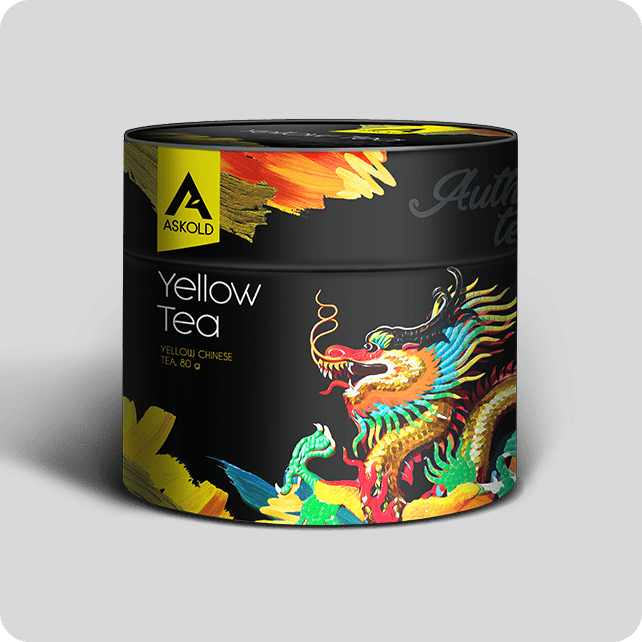 Askold Author`s YELLOW TEA