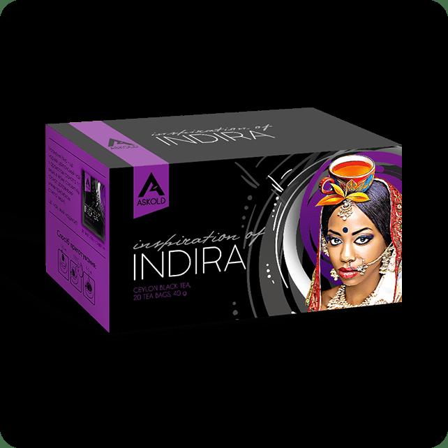 Askold Inspiration of INDIRA