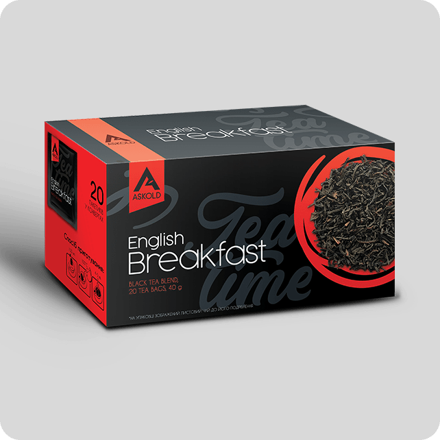 Askold Tea Time ENGLISH BREAKFAST