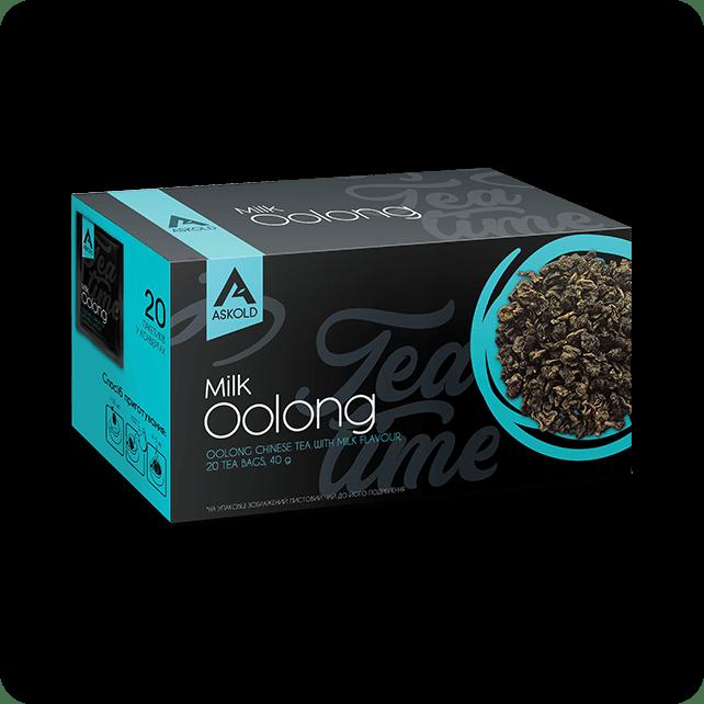 Askold Tea Time MILK OOLONG