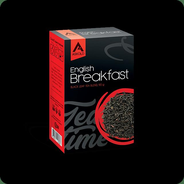 Askold Tea Time ENGLISH BREAKFAST