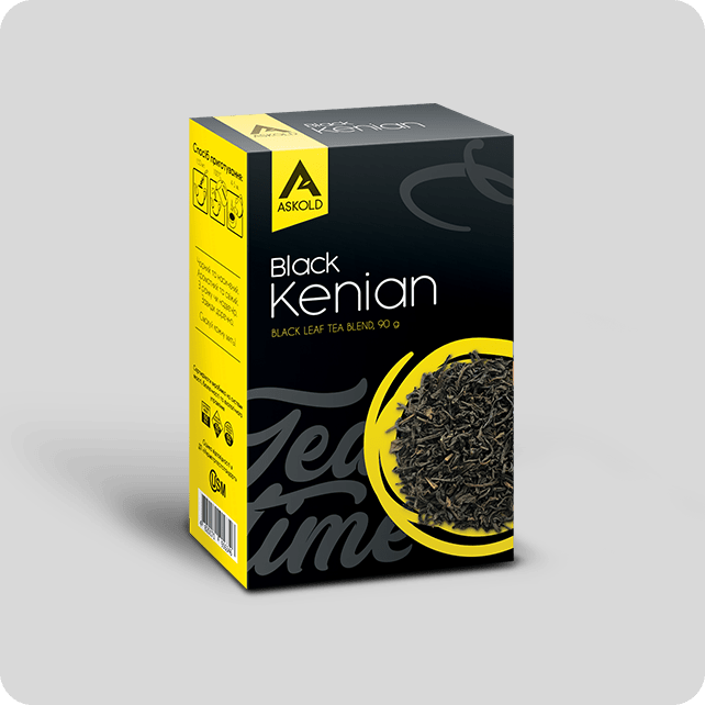 Askold Tea Time KENIAN BLACK
