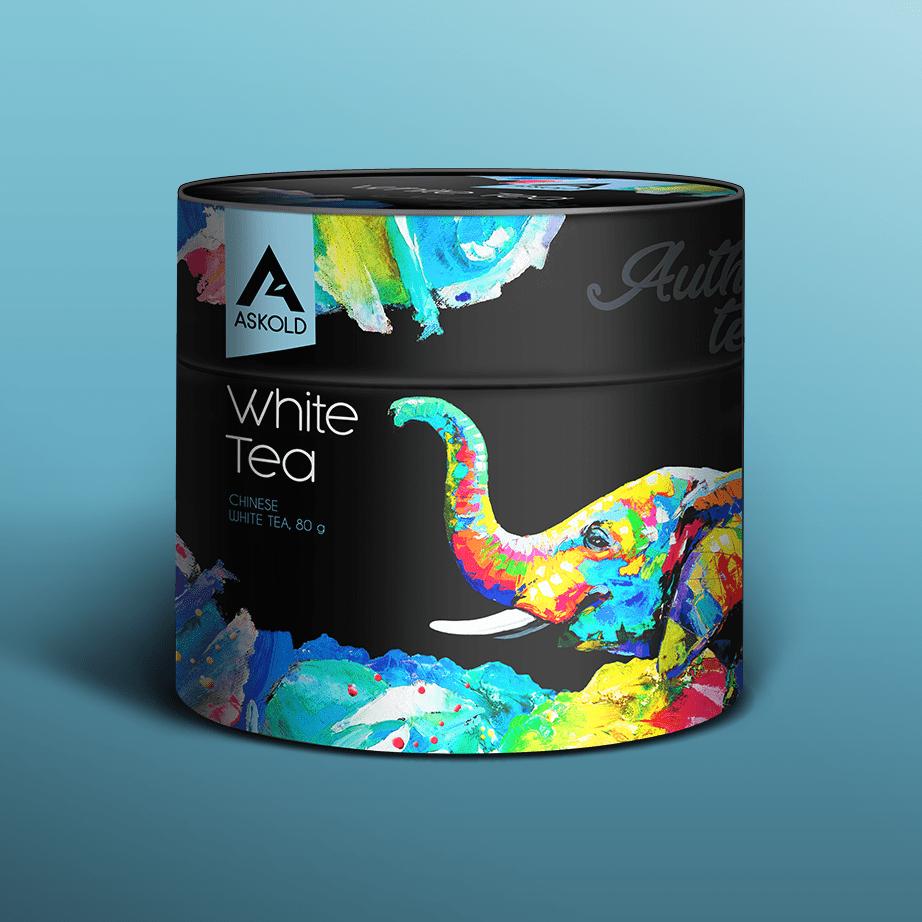 Askold Author`s WHITE TEA