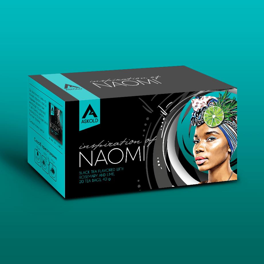 Askold Inspiration of NAOMI