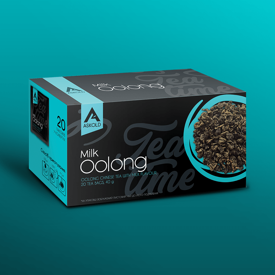 Askold Tea Time MILK OOLONG