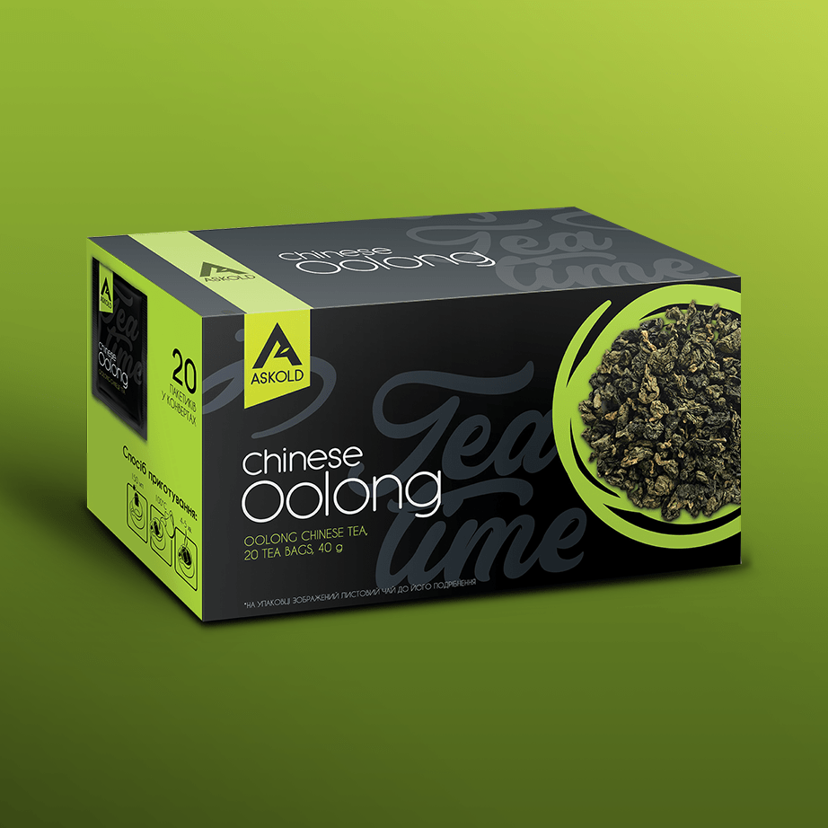 Askold Tea Time CHINESE OOLONG