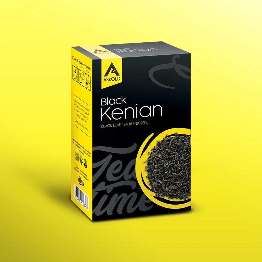 Askold Tea Time KENIAN BLACK