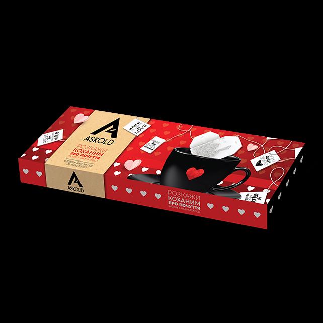 Набір чаю Askold ASSORTI BLACK TEA